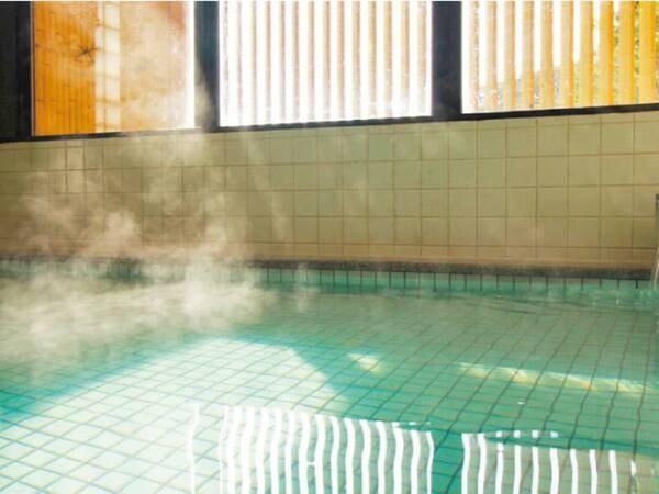 【大浴場/例】色々なシャンプー・リンスをご用意 ※湯沸かし、温泉ではございません