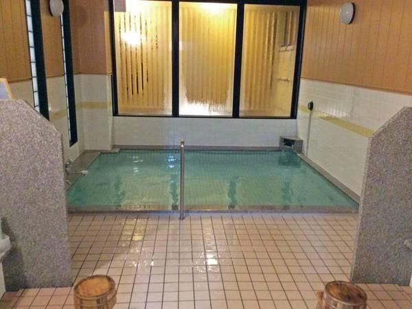 【大浴場】足を延ばしてゆったりと※沸かし湯