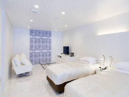 【客室/例】広さゆったり60㎡以上。全室、間取りやデザインが異なる