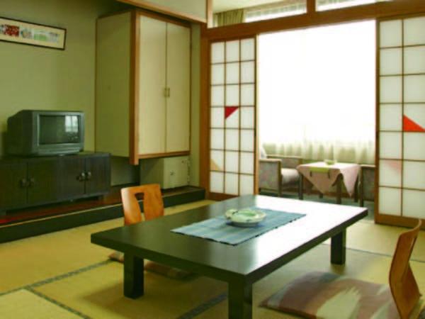 広縁付き10畳和室/写真一例