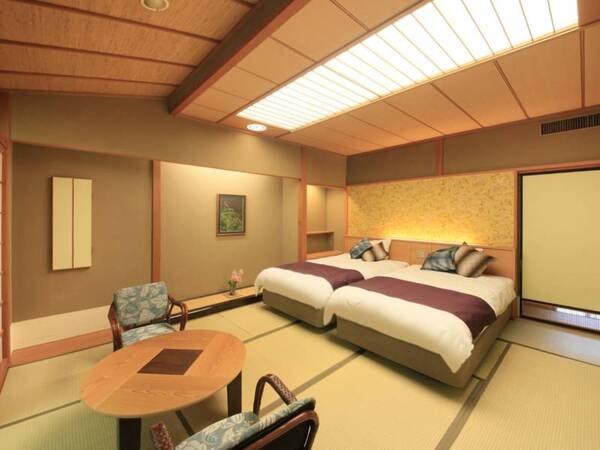 ベッド付き10畳和室/例