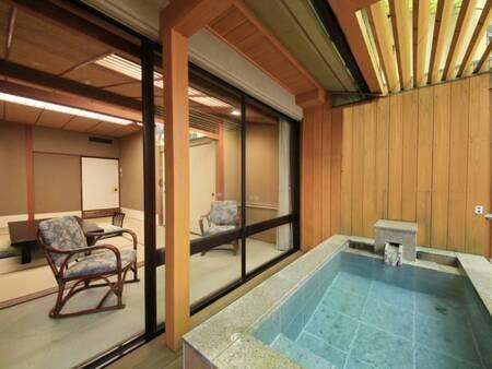 露天風呂付き10畳和室/例