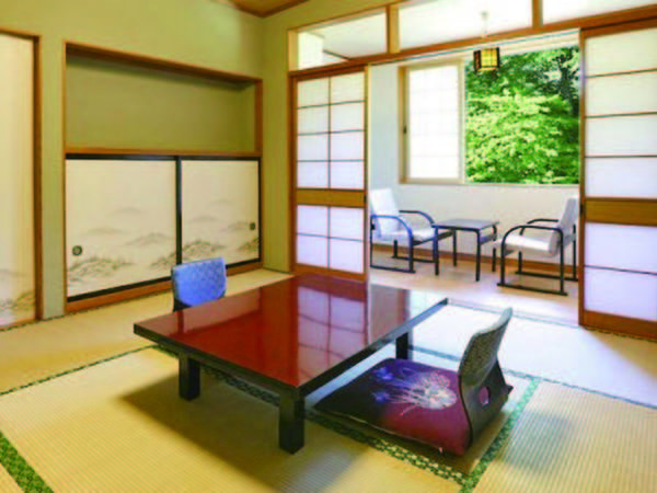 8畳和室(バストイレ無)/写真一例