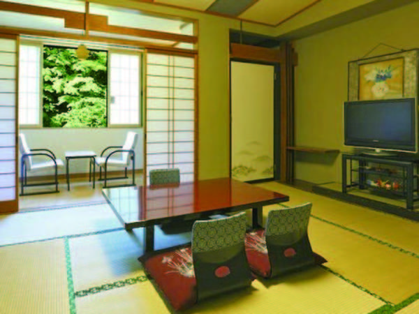 12畳和室(バストイレ無)/写真一例