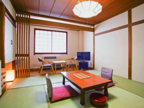 [客室/例] 別館の8畳和室をご用意※別途、大浴場・共同トイレをご利用下さい