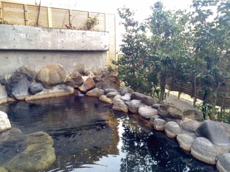 露天風呂(男性用)
