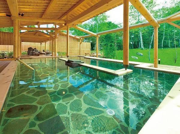 【安比高原 温泉ホテル】安比温泉「白樺の湯」に直結。カジュアルな雰囲気が好評