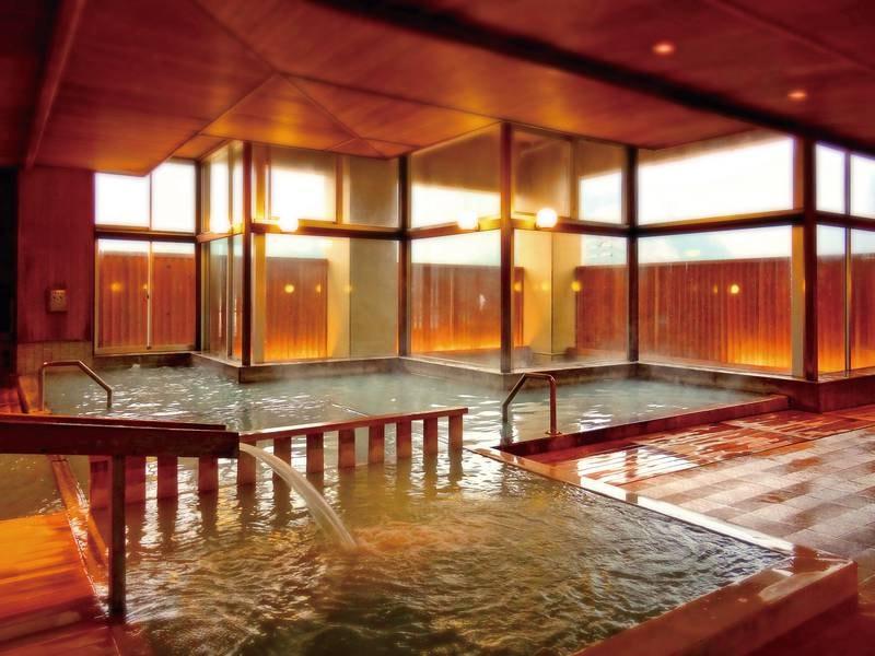【玉の湯/大浴場】旅の疲れを癒し温泉を満喫