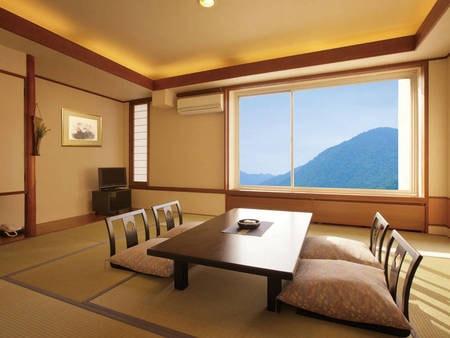 【和室/例】お部屋は和室・洋室・和洋室より宿おまかせでご案内