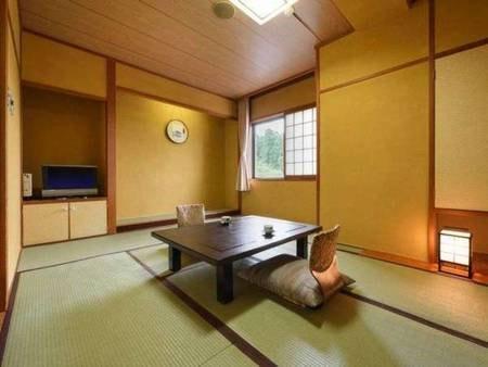 新富亭山側又は松館、翠館山側和室