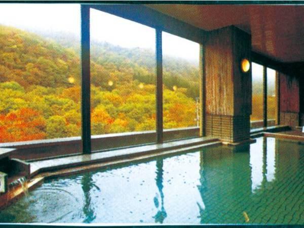 4階展望風呂