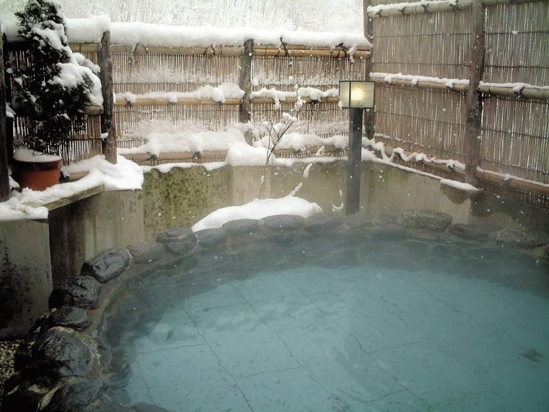 4階雪見展望風呂