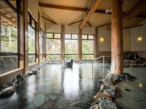 【ホテルきよ水】名取川のせせらぎと草花や土の香りに包まれた山間にあるホテルきよ水。