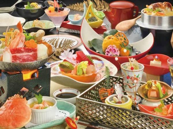 【曲水膳/例】特別な日はグレードアップしたお料理のプランがおすすめ!