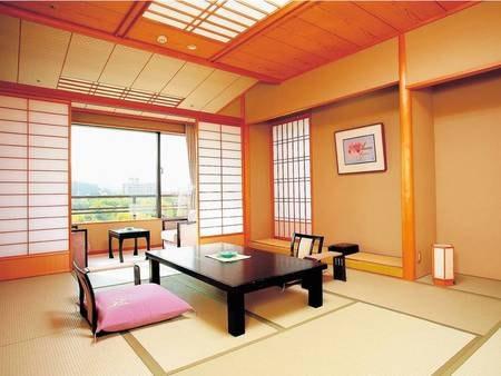 【10畳和室(禁煙)】秋保の四季を望むお部屋♪