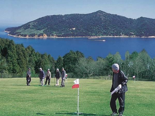 【グランドゴルフ】無料でグランドゴルフが楽しめる ※詳細はホテルに問い合わせ