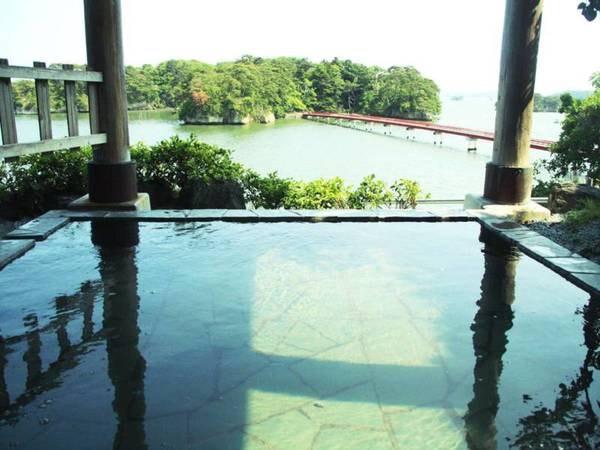 【ホテル絶景の館】絶景「松島側」客室をお約束、お得な「バス・トイレ付+部屋食」が人気!