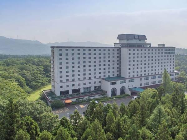 【外観】ご家族で楽しめるリゾートホテル