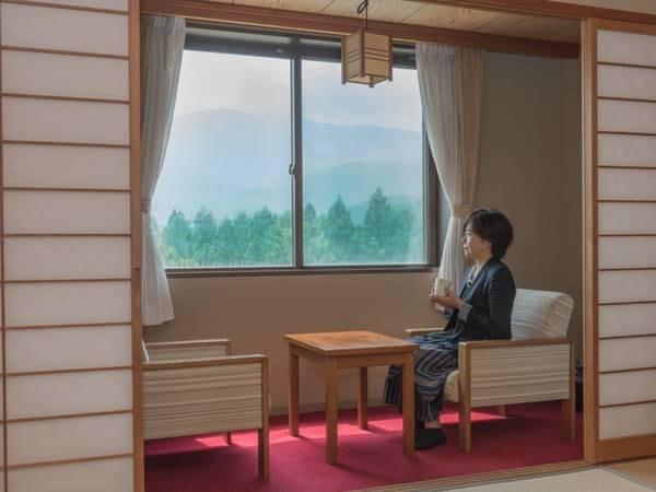 [蔵王眺望側]スタンダード和室/写真一例