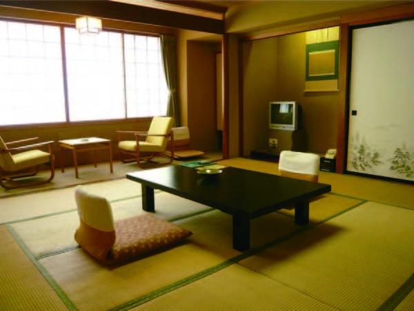 【8畳以上西館和室/例】ご予約人数に応じた広さへご案内