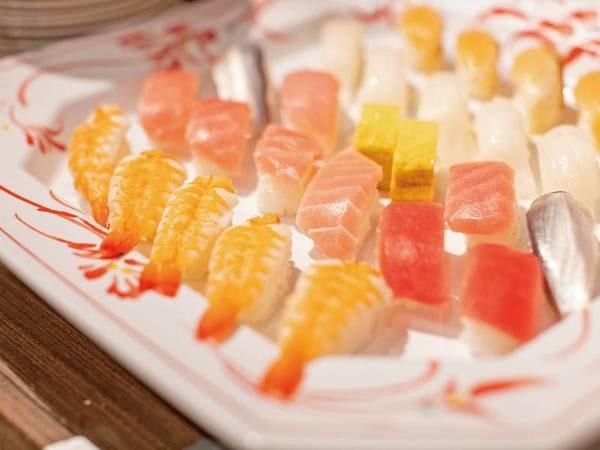 【和洋ブッフェ・寿司/例】