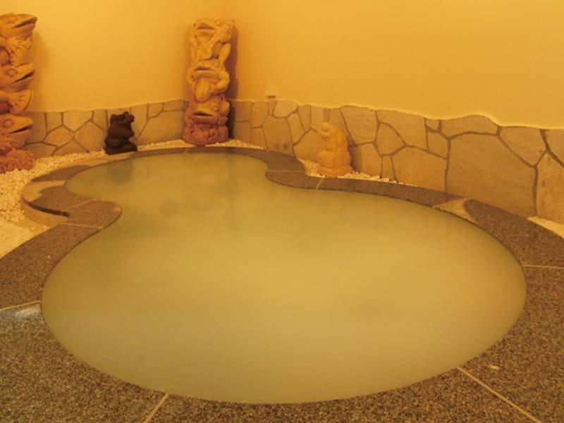 【バリ風貸切風呂「UBUD(ウブドゥ)」】無料で貸切可能!南国の雰囲気あるお風呂
