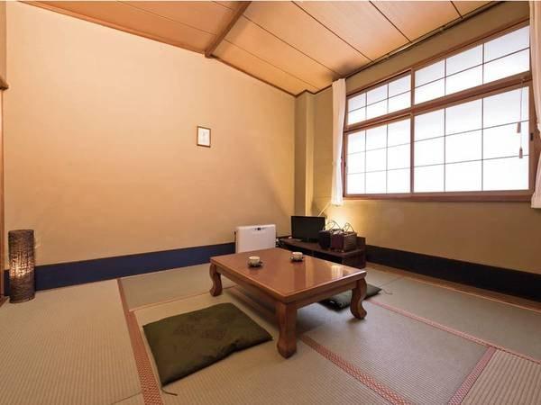 【一般和室/例】コンパクトなお部屋にお得に宿泊!