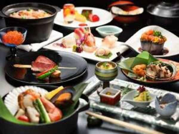 海鮮和食最上級コース【月の光】/一例
