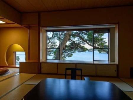 展望風呂付特別室【老松 OIMATSU】/一例
