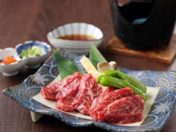 【バイキング別注】和牛の石焼き/例