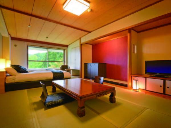 【リニューアル和洋室/例】広々くつろげるお部屋