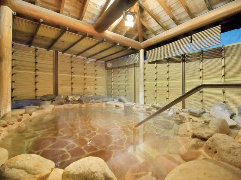 【貸切風呂】プライベート空間で優雅なひと時を