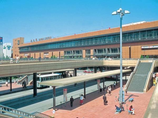 【観光/仙台駅】仙台駅より徒歩12分!観光拠点におすすめ。