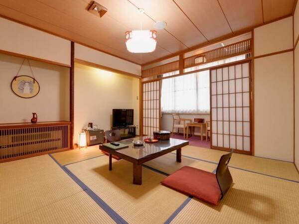 *和室8畳(客室一例)/心和む和室のお部屋でお寛ぎ下さい。