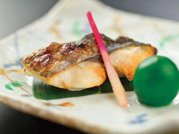 【基本会席/例】焼き魚をどうぞ