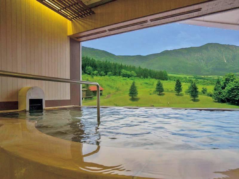 【大浴場/例】夏の景色