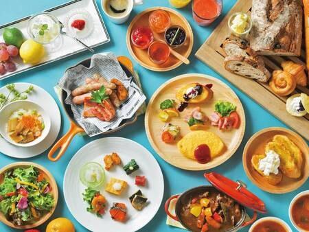 【朝食/例】朝から元気いっぱいにスタート!