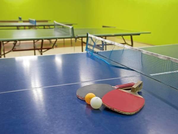 【館内】温泉卓球を楽しもう!※使用料別途有料