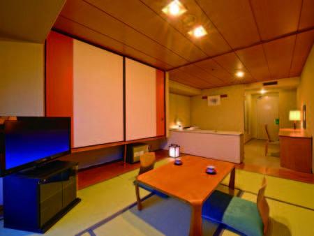 【和洋室/例】お部屋は、宿お任せの和洋室をご用意