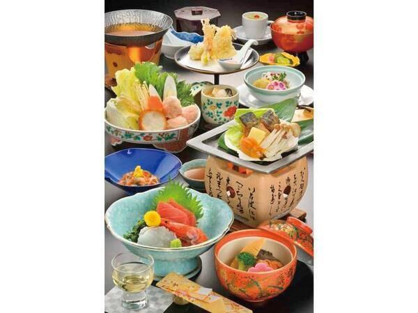 【海鮮海幸膳/例】海鮮を満喫