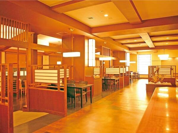 【食事会場/例】ダイニングレストラン「旬彩洗心」