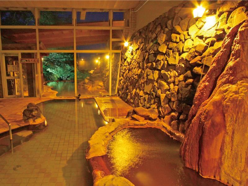 【石山の湯】内風呂も立派