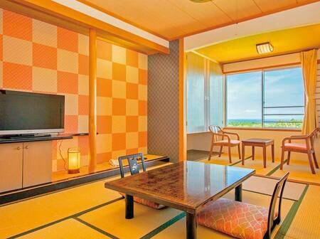 【客室/例】海を一望できるお部屋です