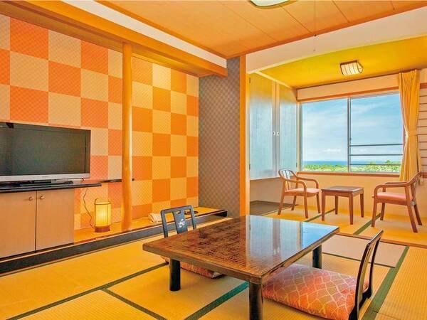 【客室/例】(禁煙)本館和室8畳