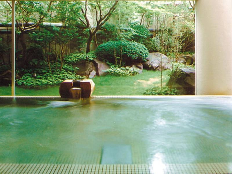【大浴場】豊富な天然温泉を堪能!