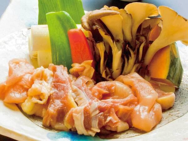【比内地鶏/例】日本三大地鶏のひとつ