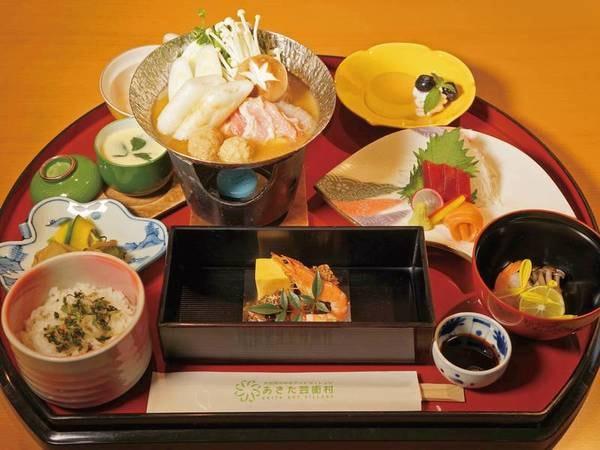 【ゆぽぽ和食膳/例】リーズナブルに愉しめるプラン