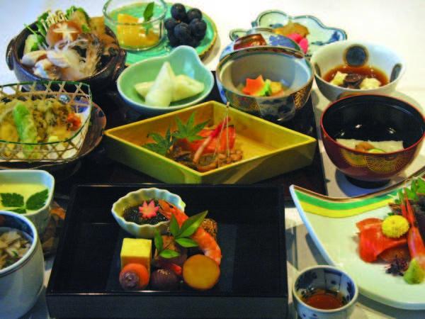 【きりたんぽ鍋膳/例】季節の味覚が愉しめる標準プラン