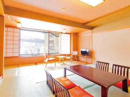 【禁煙・和室15畳/例】広々としたグレードUP客室