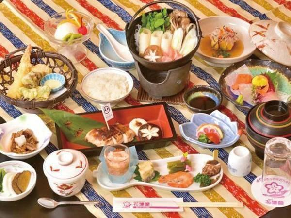 【贅沢和会席/例】秋田の味覚を贅沢に満喫したい方向け!思う存分秋田を満喫してください♪